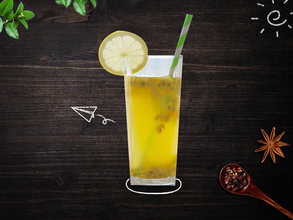 金桔柠檬汁